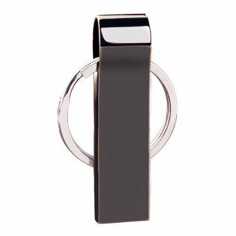 USB Flash Drive 64GB Waterproof USB 2.0 Metal Flash Memory Stick Pen Drive Storage Thumb U Disk - intl