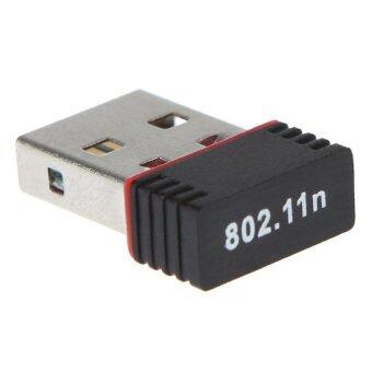 USB Mini Wireless Adapter Network Card 802.11N 150M