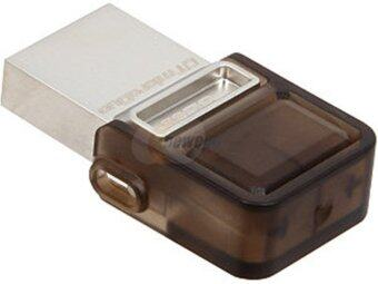 USB OTG USB Flash Drive 64GB - Brown