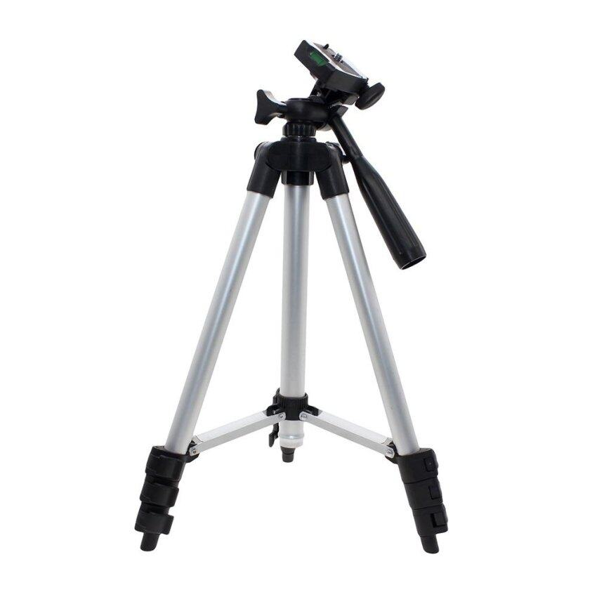 Vanker Aluminum Alloy 4 Sections Extendable Mobile Phone Camera DV Tripod Mount Stand .