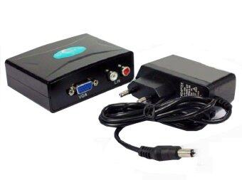 VGA to HDMI converter FYI136 (Black)