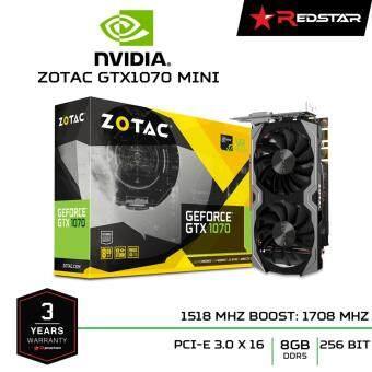 VGA ZOTAC GTX 1070 Mini