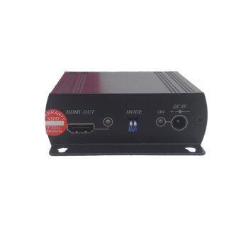 Videowall expert DH01 DVI+Audio to HDMI Converter video repeater/converter