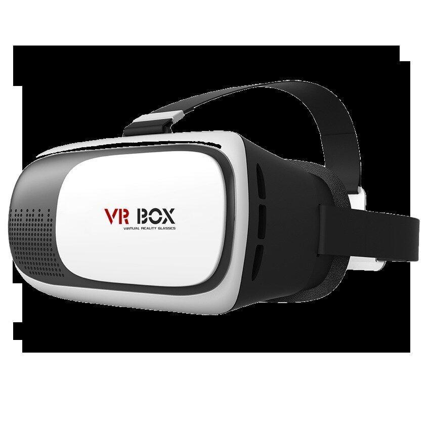 VR Box 2.0 VR Glasses Headset แว่น 3D สำหรับสมาร์ทโฟนทุกรุ่น ...