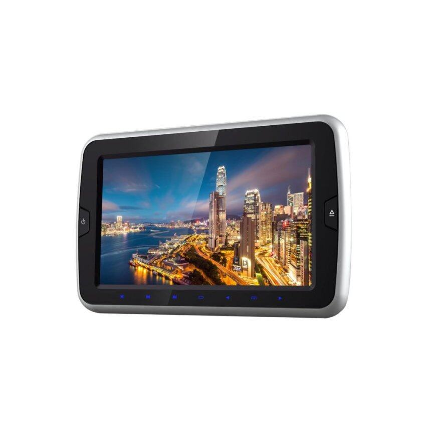 VROOM 10.1 inch Car Headrest Monitor DVD Player With HDMI/IR/FM/USB Function - intl