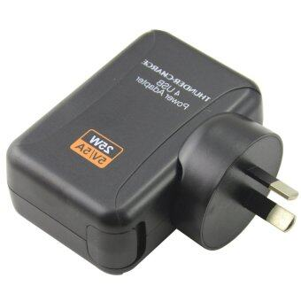 Wall AC Charger Power 4 Port USB Adapter - Intl
