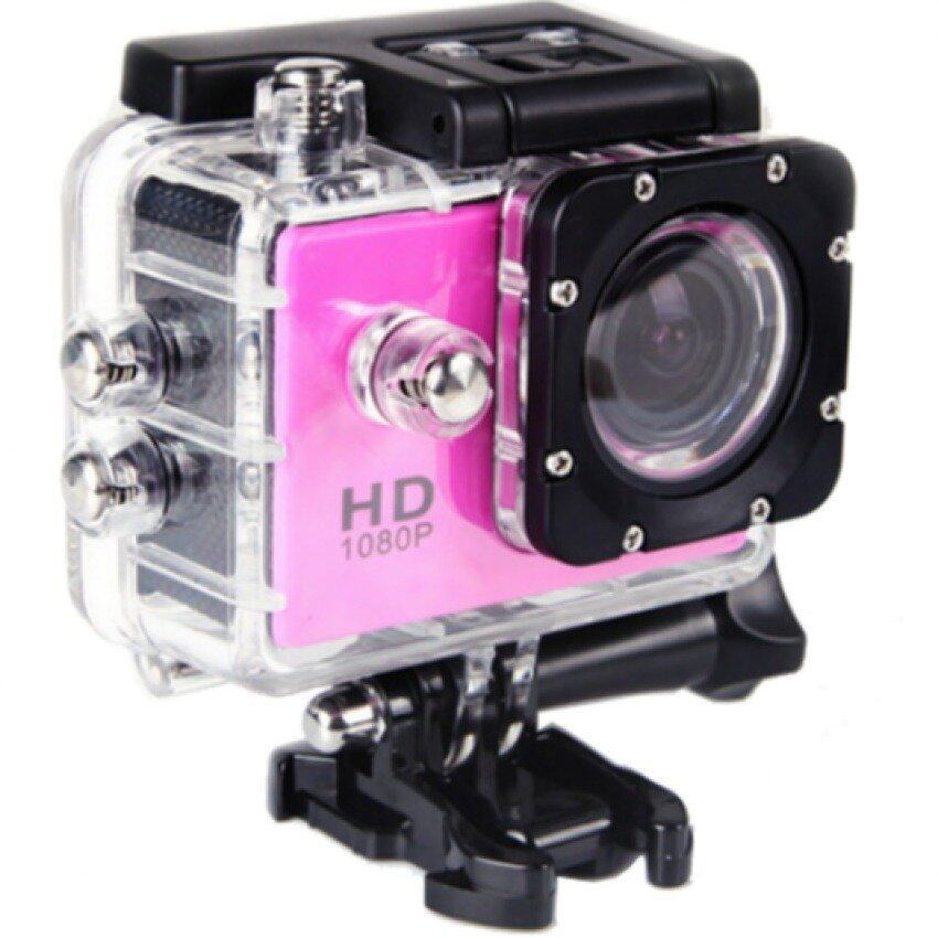 Waterproof Sport Action Camera HD 1080P Sports Camera ActionWideAngle Dv Diving Action C ...