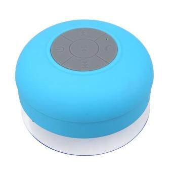 Waterproof Wireless Speaker Sound Box for iPad iPhone iPod Touch Blue