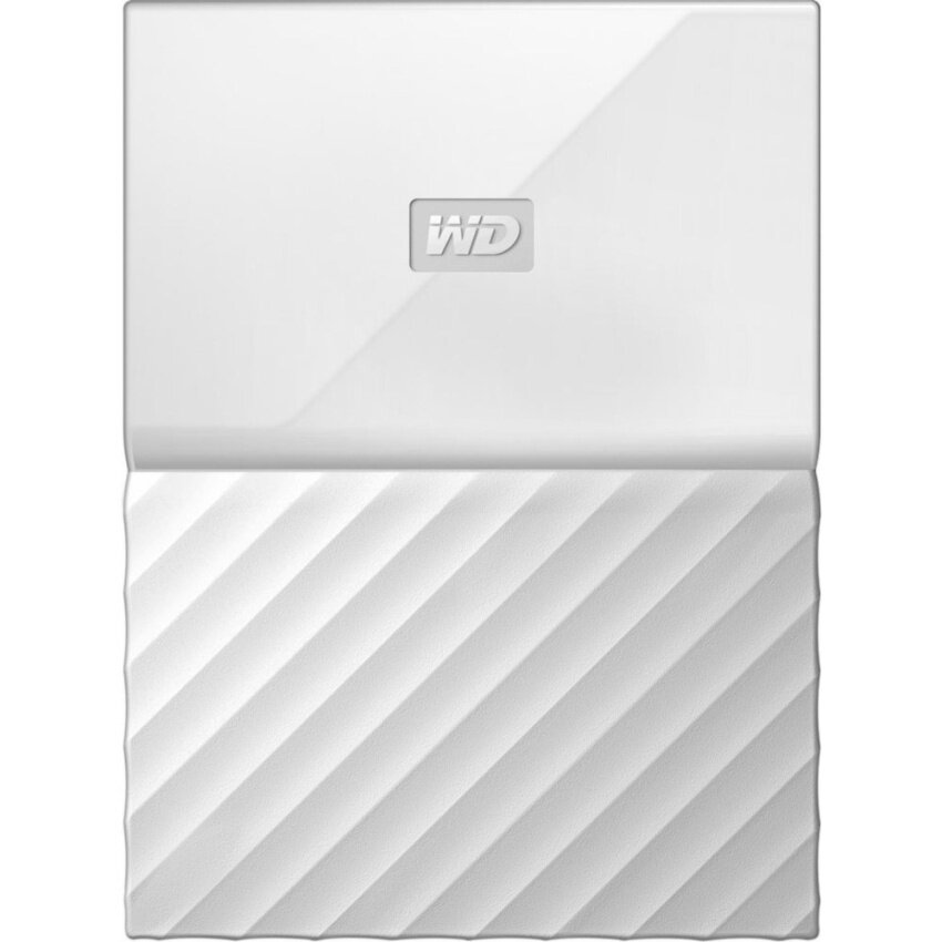 WD HDD Ext 3TB My Passport (NEW) 2.5 USB3.0 White