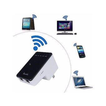 Wifi Repeater เน็ตคอนโด เน็ตหอ Freewifi สัญญาณอ่อน แก้ได้ง่ายๆ ปลั๊กดูดสัญญาณ WiFi ง่ายๆ ให้คุณใช้ชีวิตบนโลกออนไลน์ได้ง่ายขึ้น