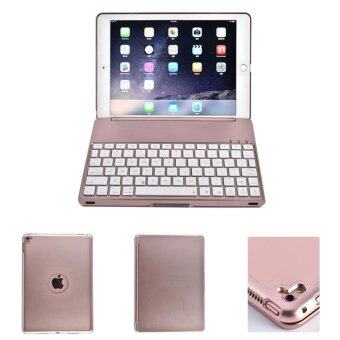 Wireless Bluetooth Keyboard With Stand function for Apple iPad Pro 9.7 inch - intl