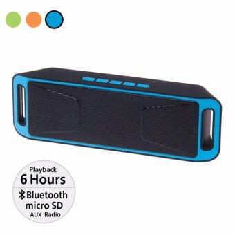 Wireless Speaker A2DP (ลำโพงบลูธูท MEGABASS )