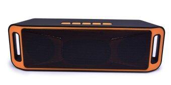 Wireless Speaker Super Bass Bluetooth ลำโพงบลูทูธ ไร้สาย รุ่นs208