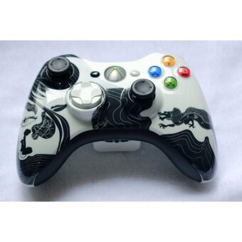 Wireless USB Handle Controller for Microsoft Xbox 360 Console PCComputer Video Game PC Compatible-Limited Edition - intl