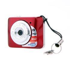 X3 ขนาดมินิแบบพกพากล้องดิจิตอลมีความละเอียดสูงรองรับมินิเยี่ยมยอด Denifition 32จิกะไบต์การ์ด ถ้าเขากับไมค์ ราคา 332 บาท(-34%)