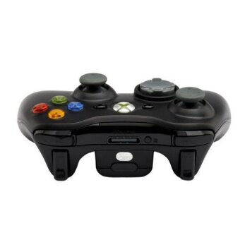 XBOX 360 Wireless Controller (Black) - intl