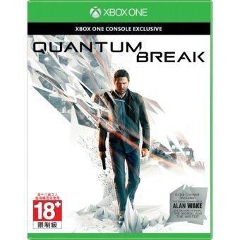 Xbox One Quantum Break (Asia)