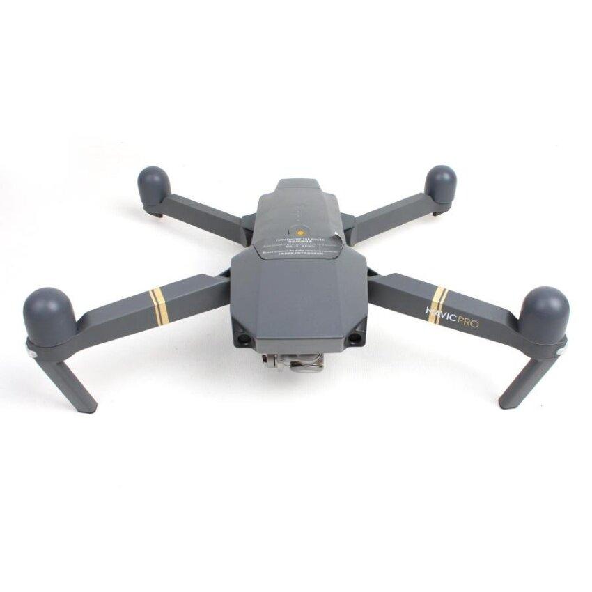 Yicoe 4pcs Silicone Gel Motor Guard Cover Protective Motor Protector Motor Cap for DJI Mavic Pro Drones Accessory - intl
