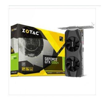 [ZOTAC] GeForce GTX 1050Ti 4G LP GDDR5 Graphic cards / - intl