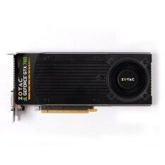 Zotac GeForce GTX 760 Graphic Card 993 MHz Core 2 GB GDDR5 SDRAM PCI Express 30 x16 ZT7040110P - Intl image