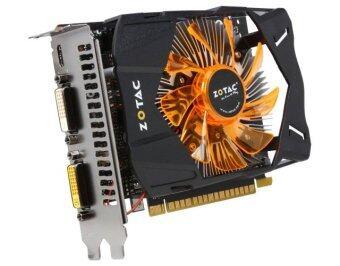 Zotac Graphic Card NVIDIA 700 Series PCIe GTX750Ti 2GB