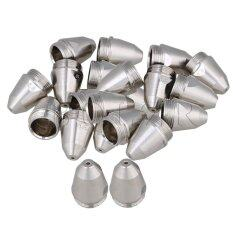 0.18cm P80 Electrode Shield Plasma Cutting Silver Set of 20 - intl โปรโมชั่น