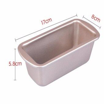 17cm rectangle non-stick mini toast box