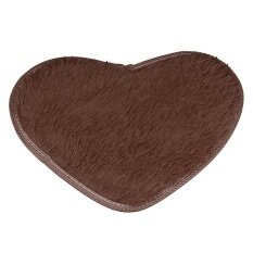 40*28cm Non-Slip Bath Mats Kitchen Bathroom Home Decor Coffee - Intl ราคา 152 บาท(-67%)