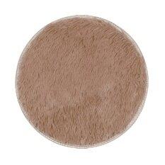 40*40cm Thickened Circular Carpet Mats Dining Room Bedroom Carpet Floor Mat - Intl ราคา 178 บาท(-67%)