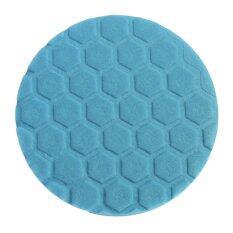6 Inch (150mm) Hex-Logic Polishing Pad Buff Padkit For Car Polisher -Select Set Blue ราคา 186 บาท(-50%)