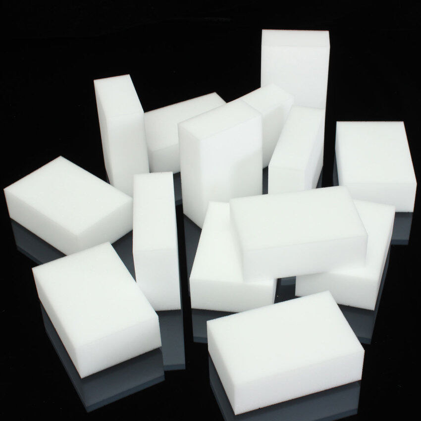 75Pcs Multifunction Magic Cleaning Sponge Eraser Melamine Cleaner Pad Foam - Intl ...