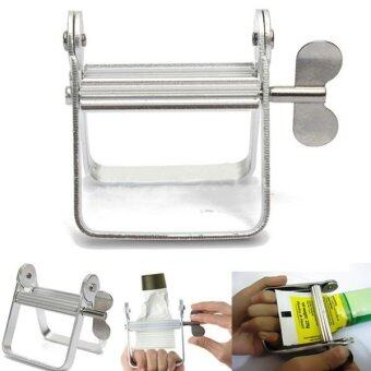 Aluminum Tube Squeezer Tool for Hair Coloring Hand Cream Hairdresser Paint Glue - intl