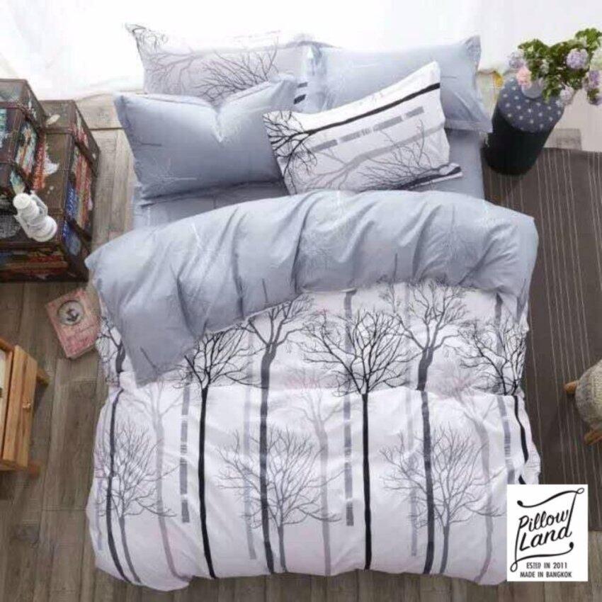Bedding Cheap ผ้าปูที่นอน ชุดผ้านวม เกรด A 6 ฟุต 6 ชิ้น - NY 202
