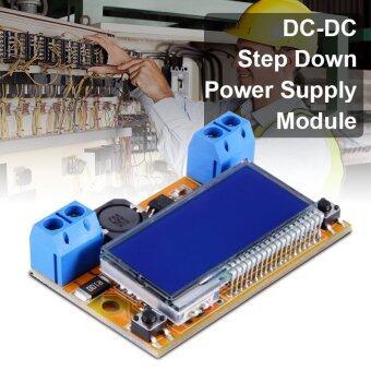 DC-DC ปรับได้ก้าวลงแรงดันไฟฟ้าเครื่องสำรองไฟโมดูลแสดงผลจอ Lcd ปัจจุบัน BI505