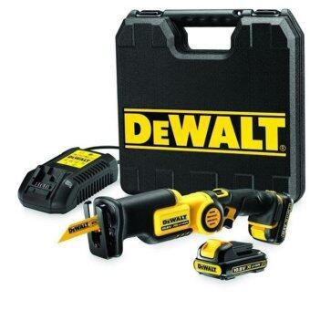 DEWALT เลื่อยชักไร้สาย แบตลิเที่ยม 10.8Volts รุ่น DCS310C2