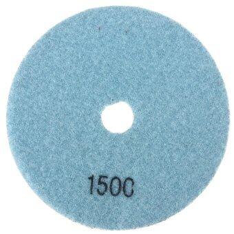 Diamond Polishing Pads Wet Dry Set Kit For Granite Concrete Marble Stone 1500 - intl