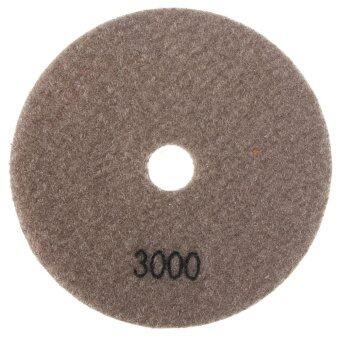Diamond Polishing Pads Wet Dry Set Kit For Granite Concrete Marble Stone 300 - intl