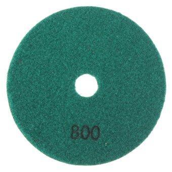 Diamond Polishing Pads Wet Dry Set Kit For Granite Concrete Marble Stone 800 - intl