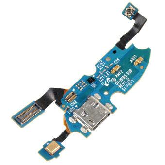 Easbuy Charging Port Connector Flex Cable for Samsung S4 Mini i9190 i9195 i9192