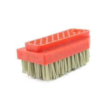 Fickert Style Abrasive Antique Brush 1 Piece Silicon Carbide and Resin Brushes for Granite Marble Surface Processing - intl