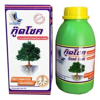 FK กู๊ดโซค น้ำยาแช่ท่อนพันธุ์มันสำปะหลัง ป้องกันโรค เพิ่มเปอร์เซ็นต์การงอก