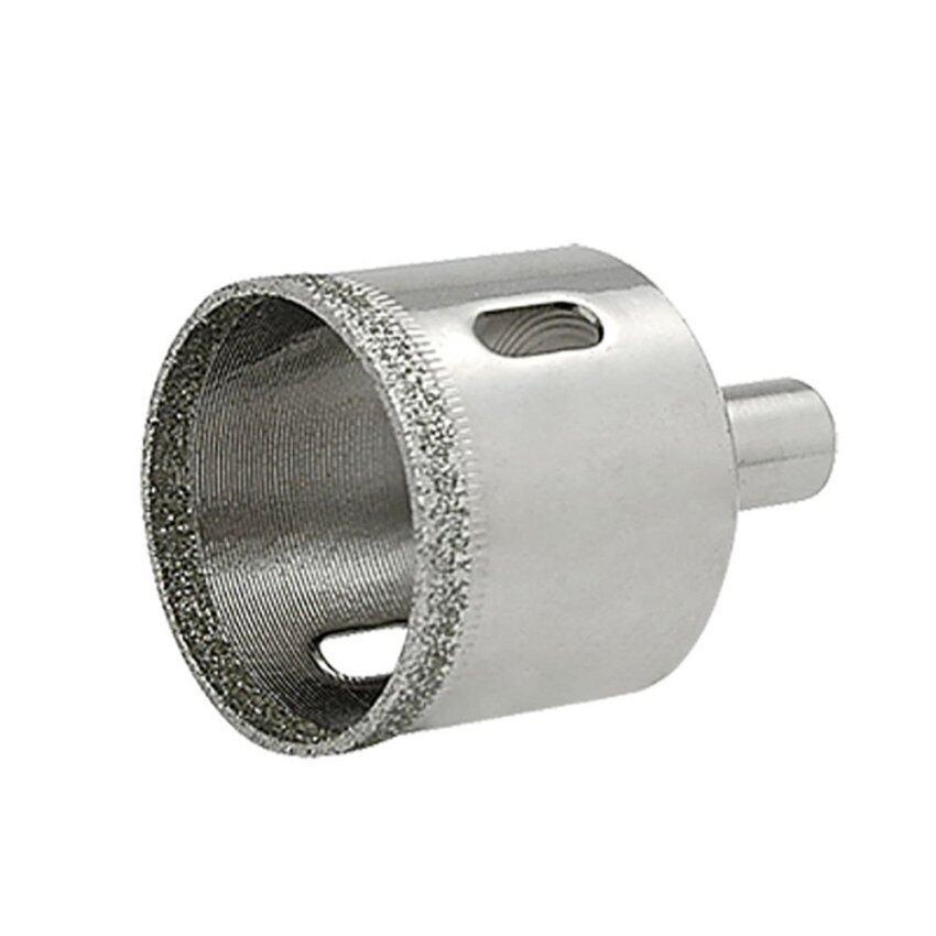 Glass Ceramic Hole Saw Diamond Coated Core Drill 35mm Silver - intl ...