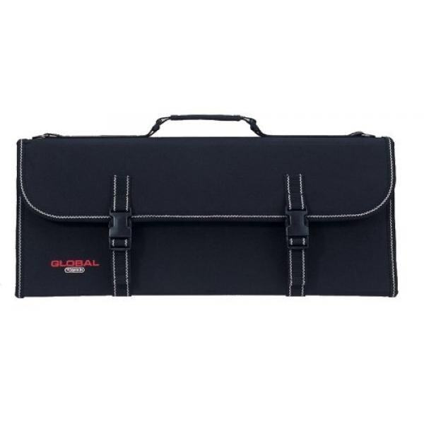 Global G-667/21 - Knife Case with Handle and 21 Pockets - intl
