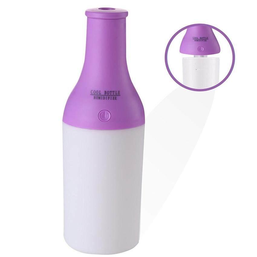 Gogerstar Usb Essential Oil Aroma Diffuser Ultrasonic Humidifier Air Source · Gogerstar Protable Bottle USB Humidifier