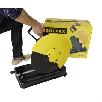 Goldex เครื่องตัดไฟเบอร์ แท่นตัด 14