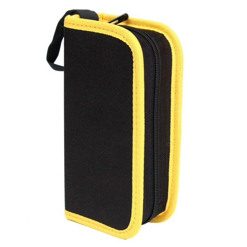 hardware toolkit storage tools carrier bag oxford fabric handypouch handbag zip small size .