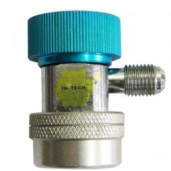 IM-TECH ข้อต่อเติมน้ำยาแอร์ รุ่น QC-18L