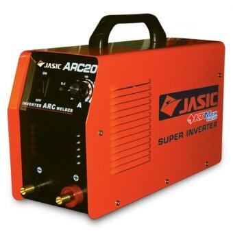 JASIC เครื่องเชื่อมอินเวิร์ทเตอร์ ระบบ ARC รุ่น ARC200 (สีส้ม)