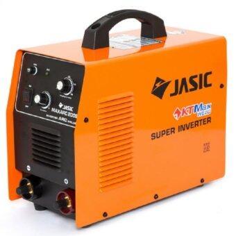 JASIC เครื่องเชื่อมอินเวิร์ทเตอร์ ระบบ ARC รุ่น MAXARC200B (สีส้ม)