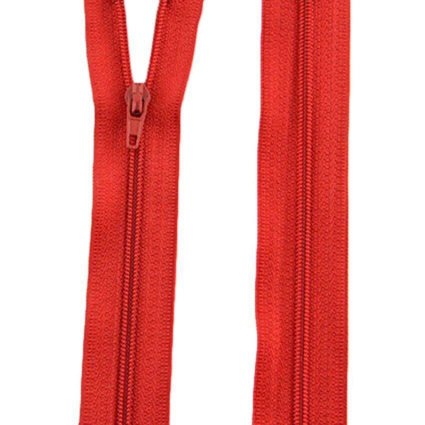Jetting Buy Dress Zips Nylon Metal Closed Open Ended 10Pcs Red ...